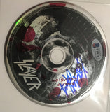 Kerry King signed Slayer album