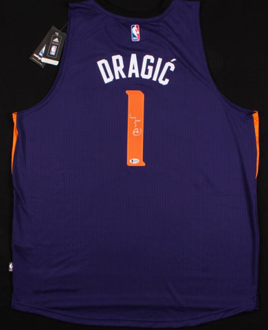 Goran Dragic signed jersey
