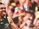 Eddie Betts signed Adelaide Crows Memorabilia