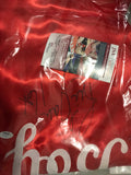 Ric flair signed wrestling robe