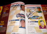 Signed peter Brock and other racers 1997 programme