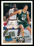 Antonio McDyess Signed 1995-96 Topps #268 RC #157/995