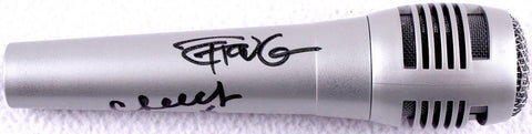 Cheech & Chong Signed Microphone