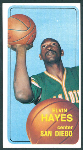 Elvin Hayes 1970-71 Topps #70