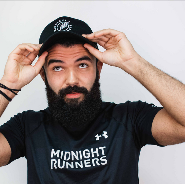 Midnight Runners Snapback Trucker Cap