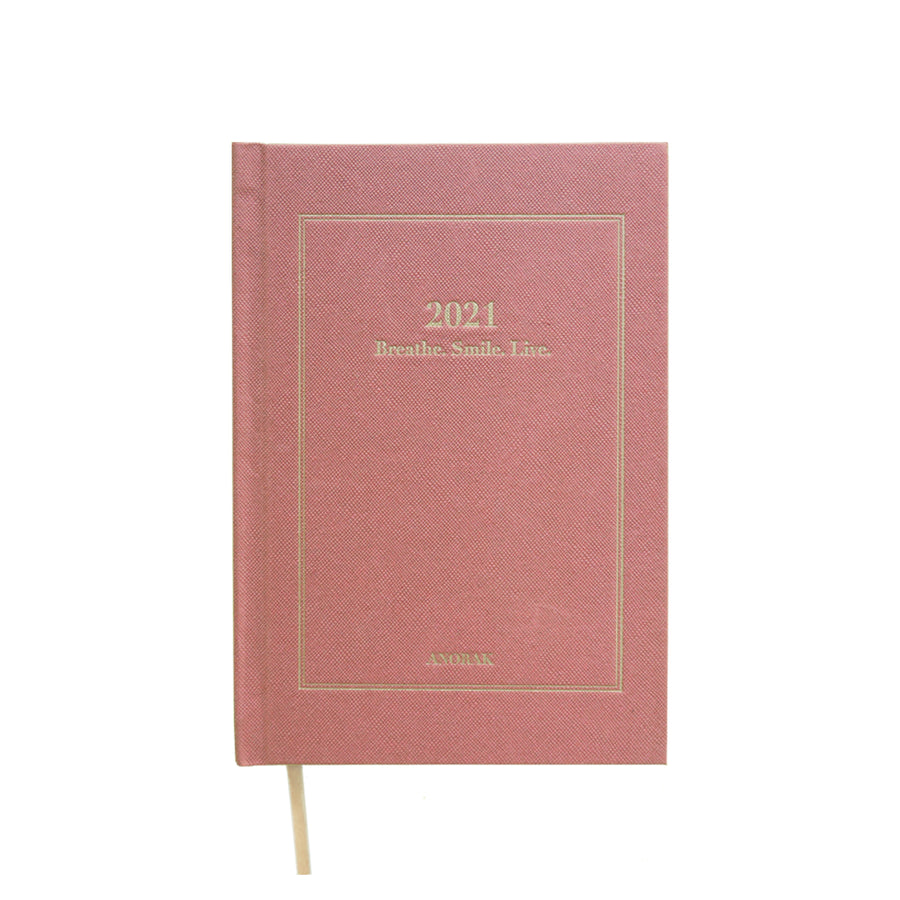 Rouge Pink 2021 Planner