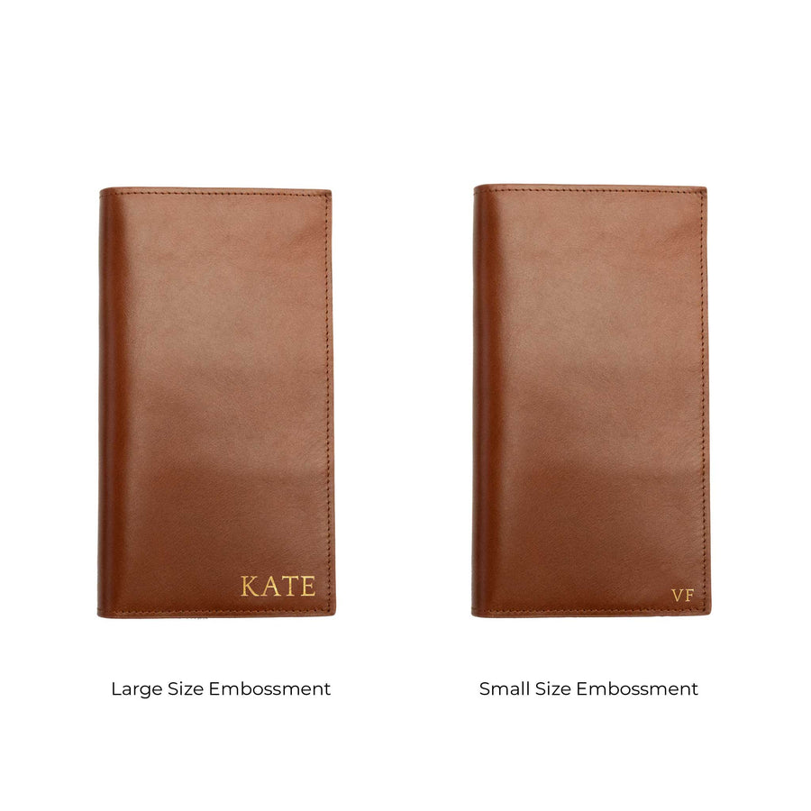 Camel Gentle Travel Wallet