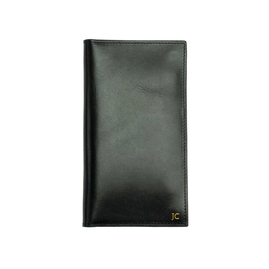 Black Gentle Travel Wallet
