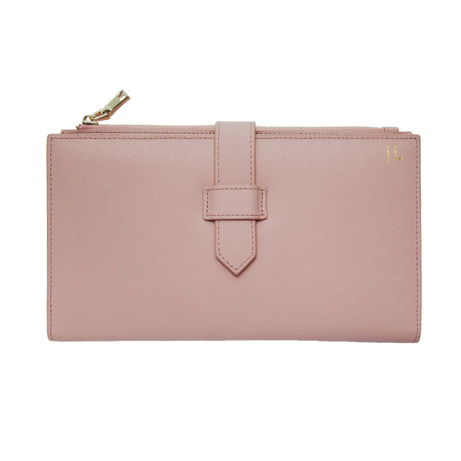 Nude Pink Travel Wallet | ANORAK