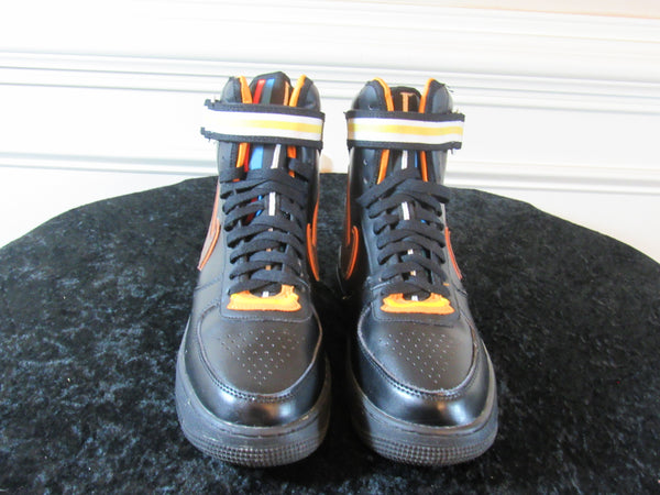 Men's Nike Af1 1 Air Riccardo Sneakers High Sp Size Force Tisci669919 029Blackmulti Colors 10 34L5ARjq