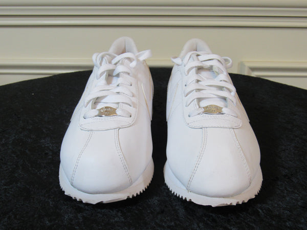 Nike Cortez 316418 113 White Leather Men S Sneakers Size 9 Top