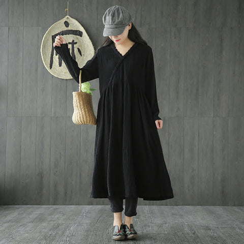 b3dc40a324 clothes for women comfortable dress living dress loose pants linen ...