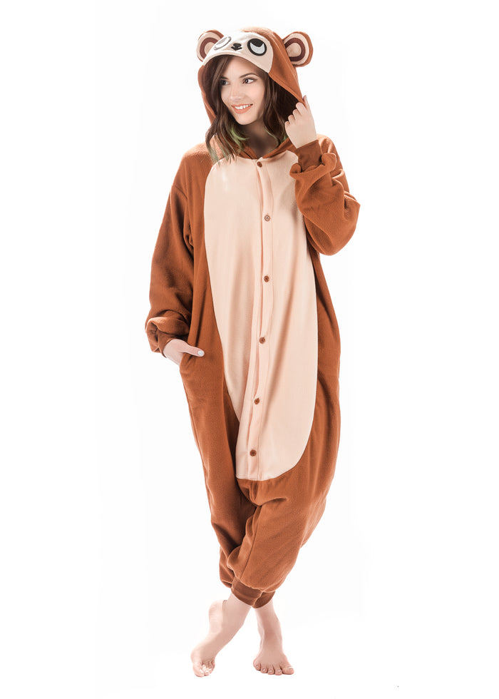 Adult Onesie - Monkey