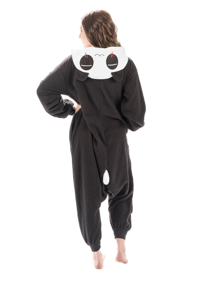 Emolly Fashion Adult Bunny Animal Onesie Costume Pajamas for Adults and Teens