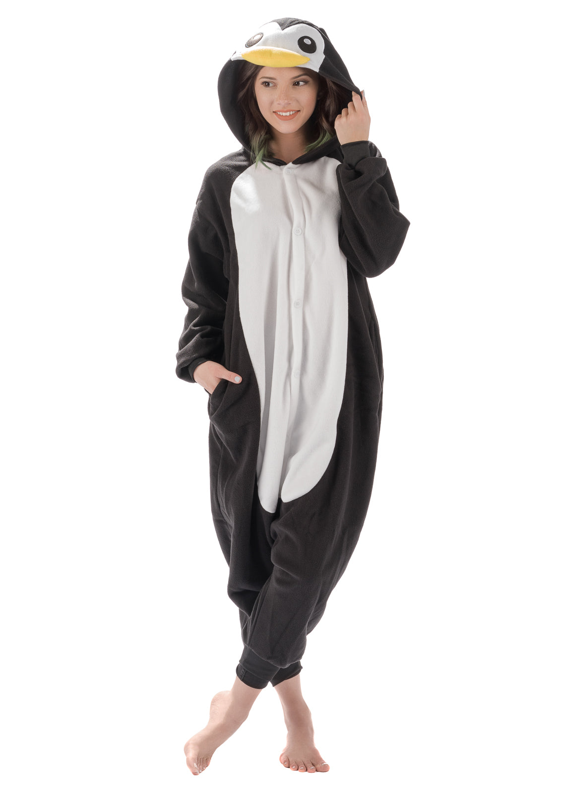 Adult Onesie - Penguin
