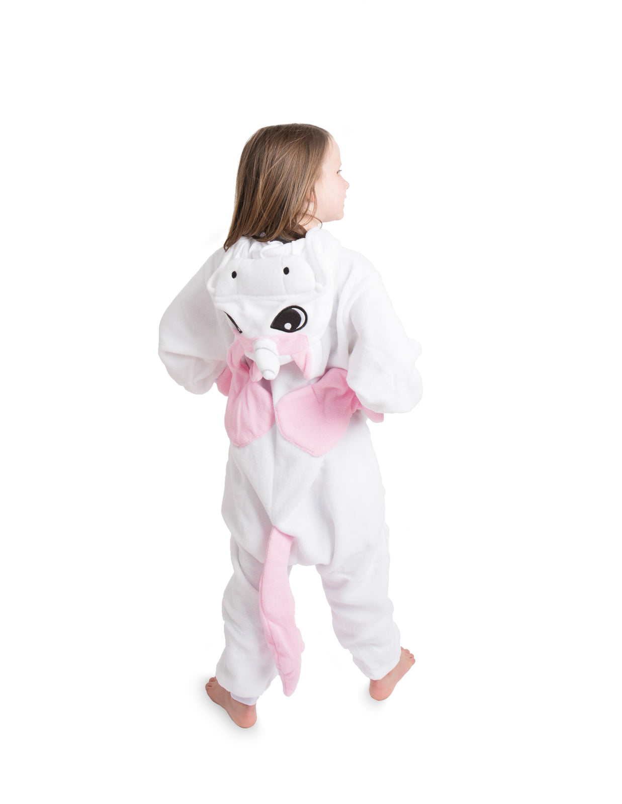 Kids Onesie - Unicorn - Pink - White
