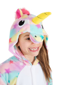 Kids Onesie - Unicorn - Rainbow