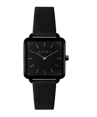 Kensington Blackout, Black Leather