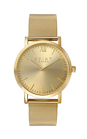 Knightsbridge Gold (YG, Sunray Dial Edition)