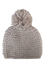 Lily beanie - oyster