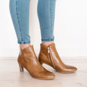 Tomie Boots - tan