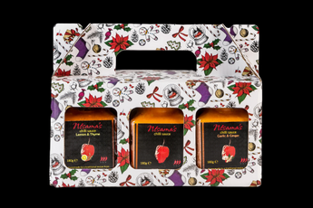Christmas Edition Chilli Sauce Gift Set - Ntsama's Chilli Oil and Sauces