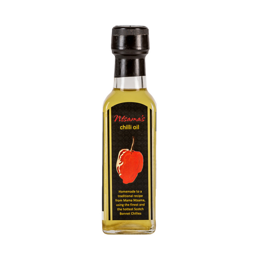 Classic Oil - Ntsama's Chilli Oil and Sauces