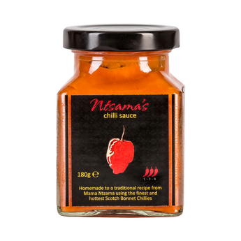 Classic Sauce- OUT OF STOCK - Ntsama's Chilli Oil and Sauces