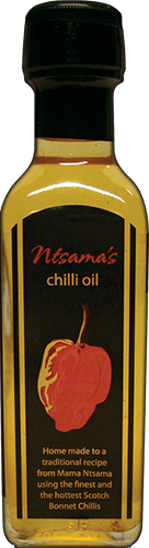 Ntsama Chilli Oils