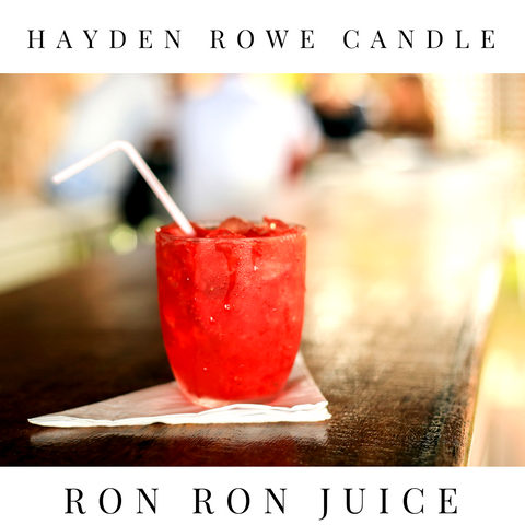 Ron Ron Juice Scented Wax