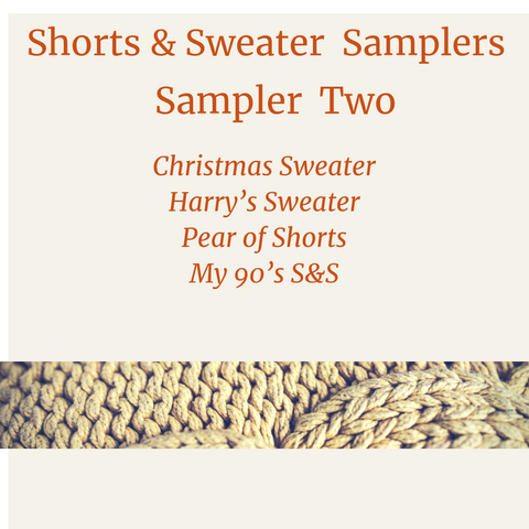 Shorts and Sweater Sampler Two