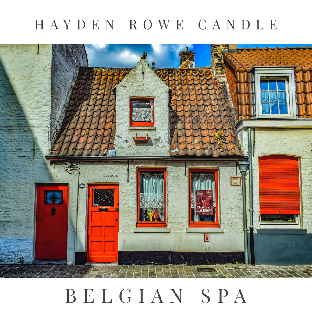 Belgian Spa Scented Wax