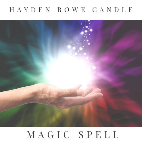 Magic Spell Scented Wax
