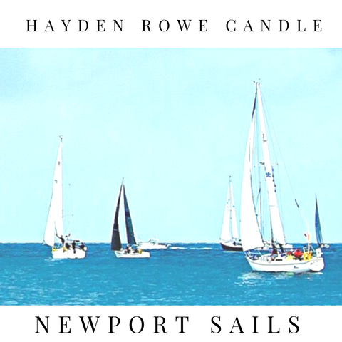 Newport Sails Scented Wax