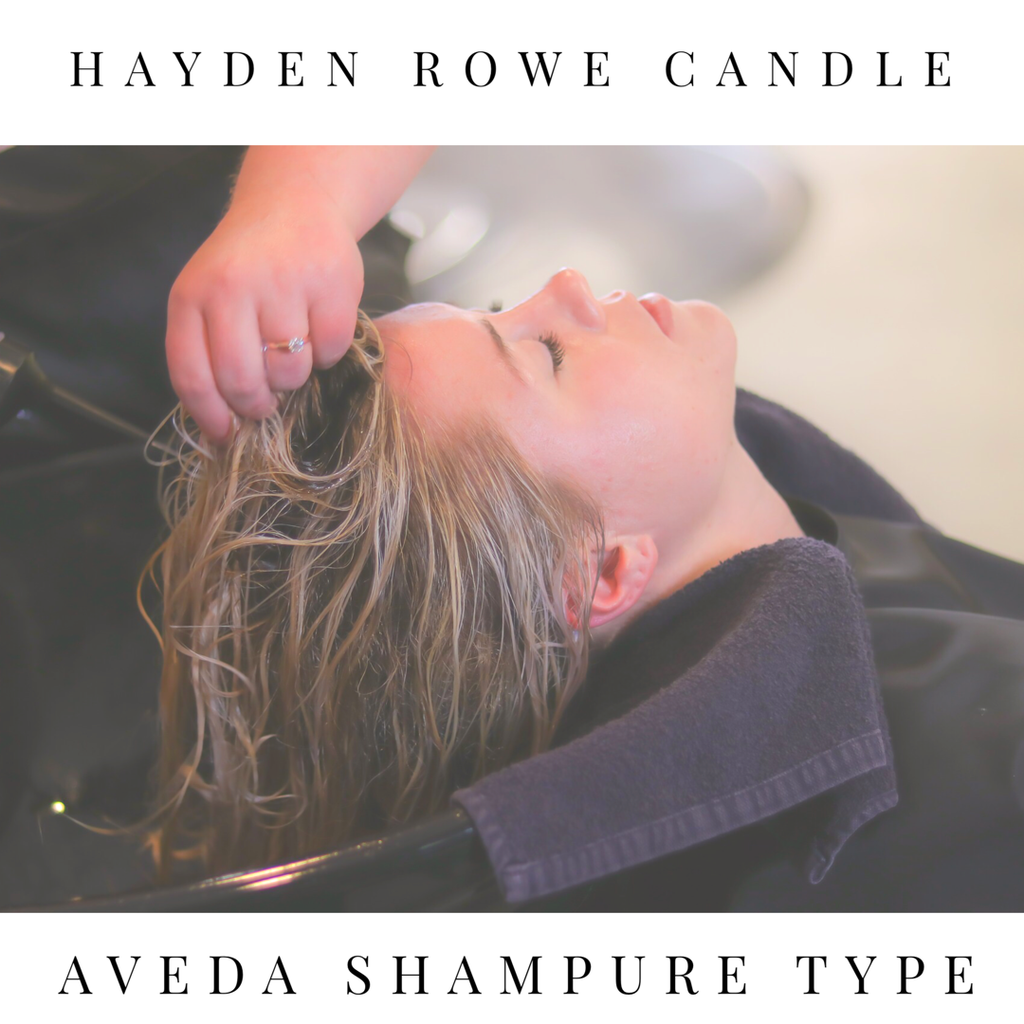Aveda Shampure Type Scented Wax