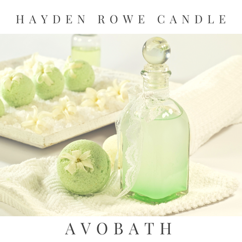Avobath Scented Wax