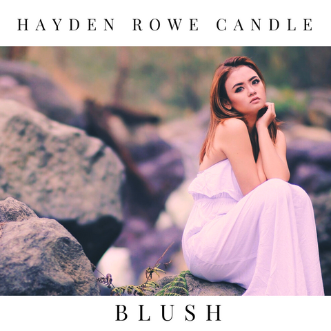 Blush Scented Wax