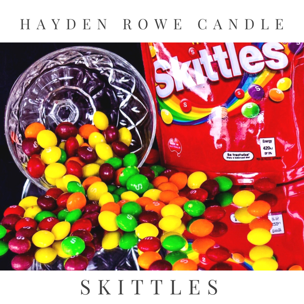 Skittles Scented Wax