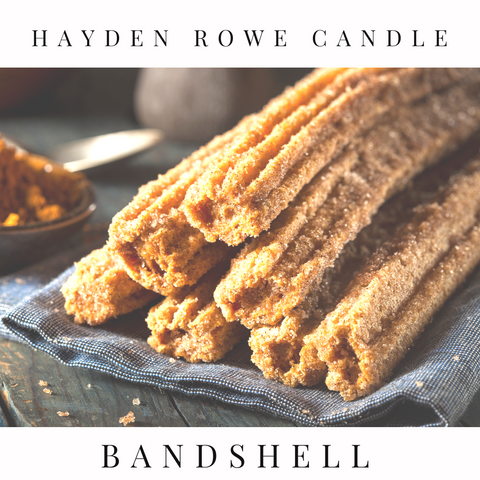 Bandshell Scented Wax