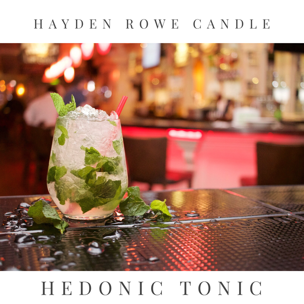 Hedonic Tonic Scented Wax