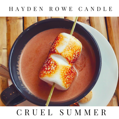 Cruel Summer Scented Wax