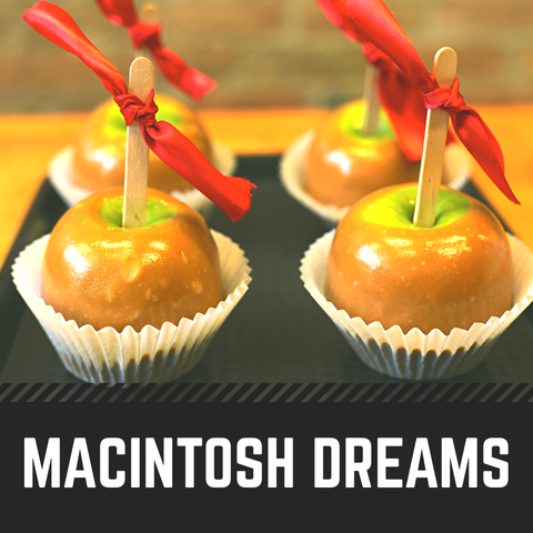Macintosh Dreams Scented Wax
