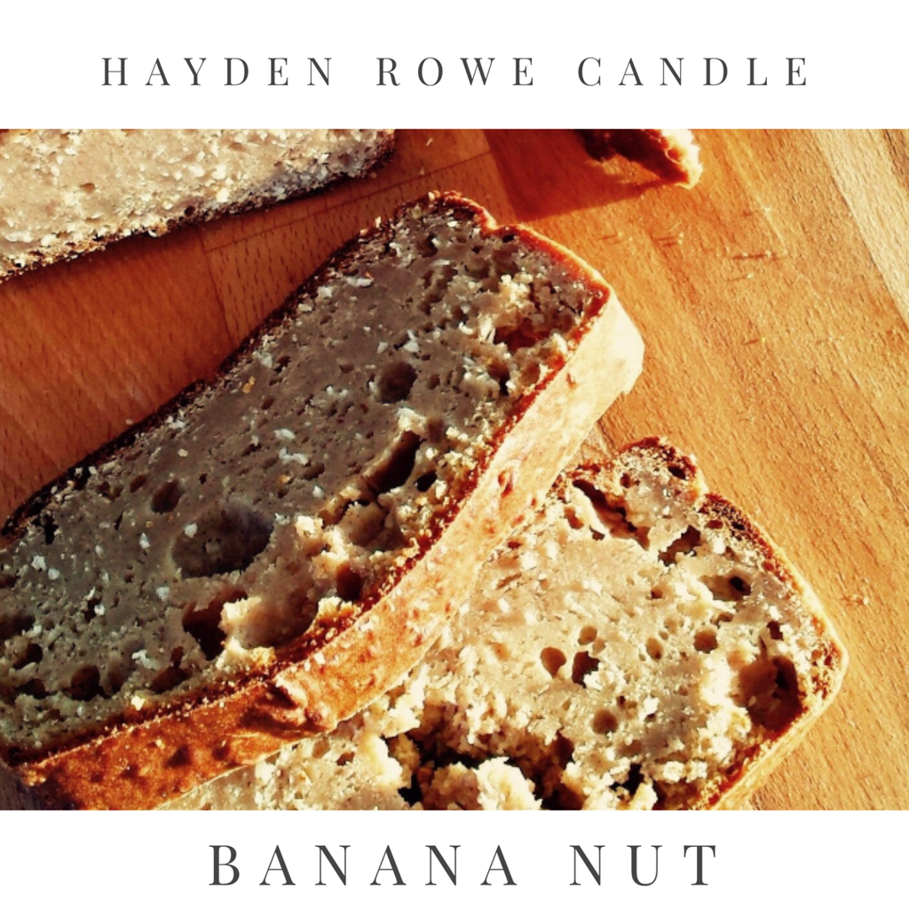 Banana Nut Bread Scented Wax