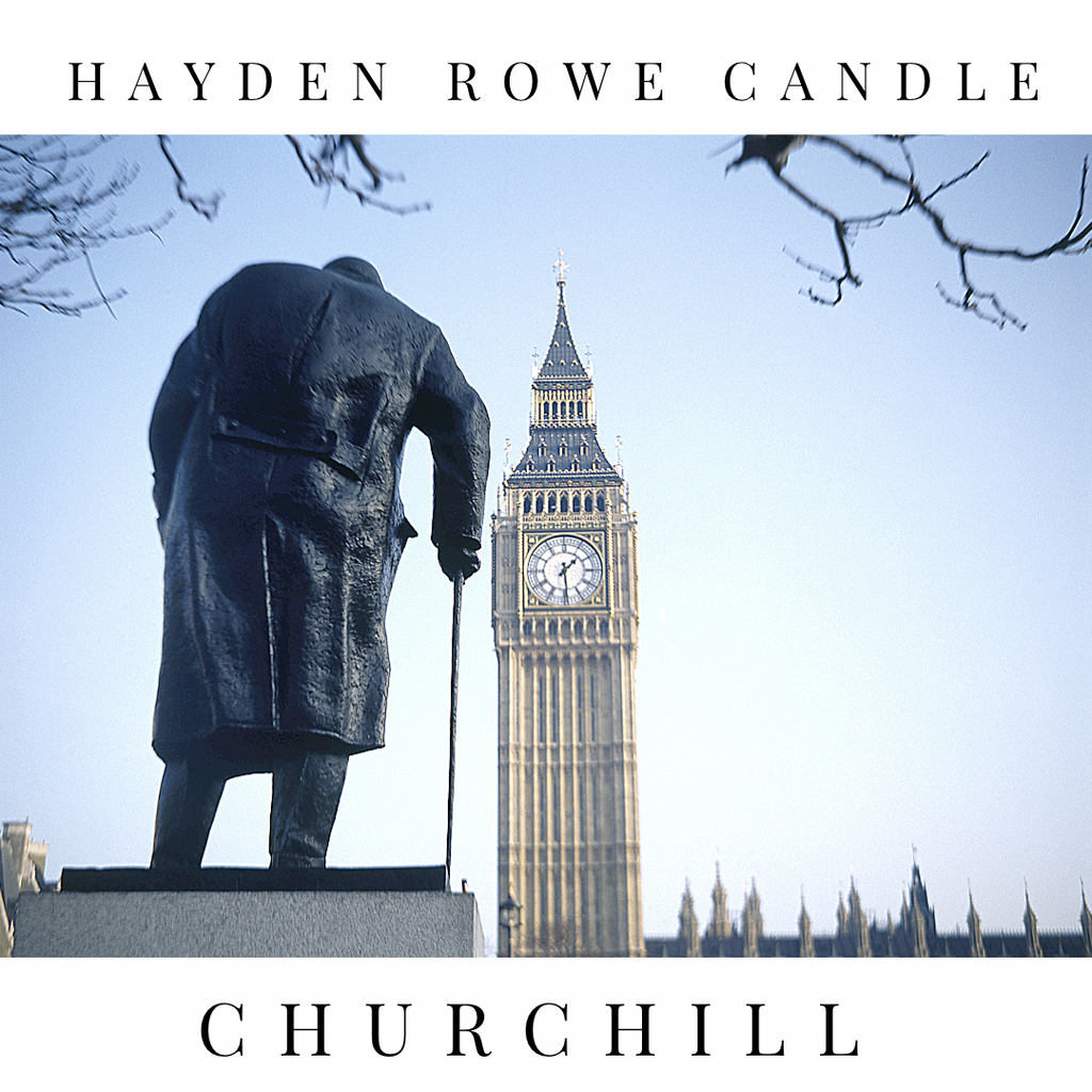 Churchill Scented Wax