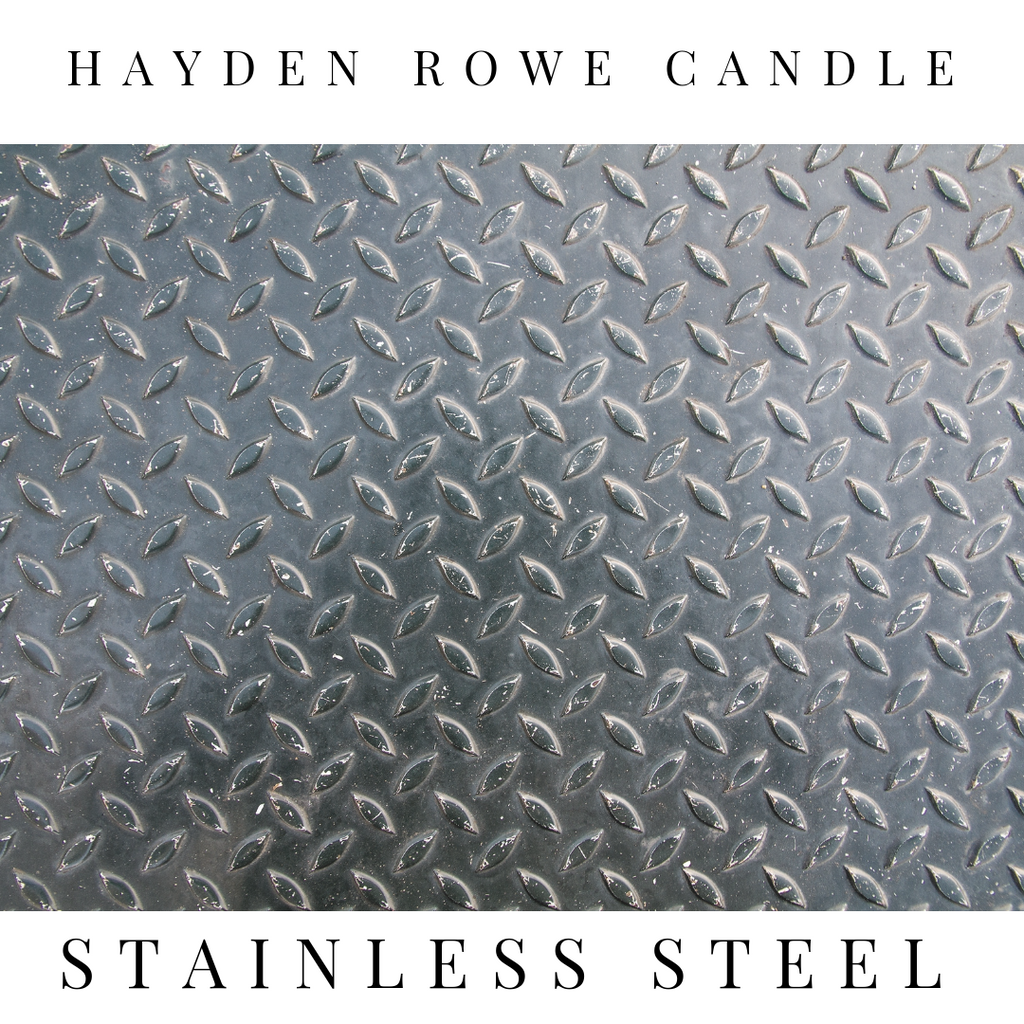 Stainless Steel Scented Wax