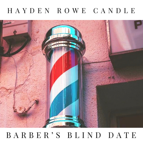 Barber's Blind Date Scented Wax