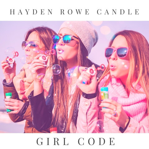 Girl Code Scented Wax