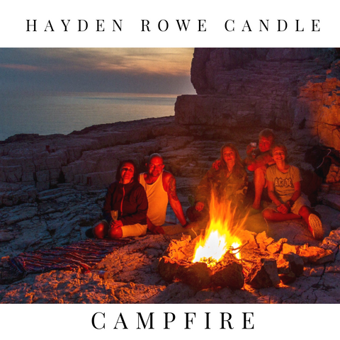 Campfire Scented Wax