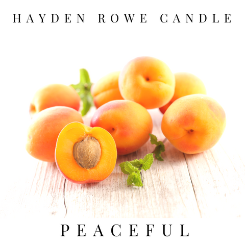 Peaceful Scented Wax