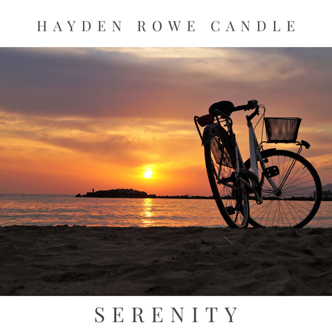 Serenity Scented Wax
